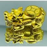 ปี่เซียะทองคำ