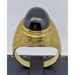แหวนทองหัวนิล