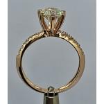 แหวนเพชร 1.34 กะรัต