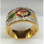 แหวนเพชรพลอย