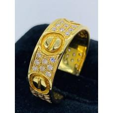 แหวนเพชรทอง
