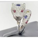 แหวนผู้หญิงพลอยแดงทับทิมพม่าล้อมเพชร