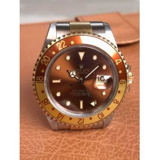 Rolex GMT Master Root Beer