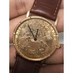 นาฬิกา Corum เหรียญทอง
