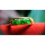 แหวนทองหยก