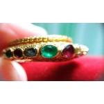 แหวนงู3สี