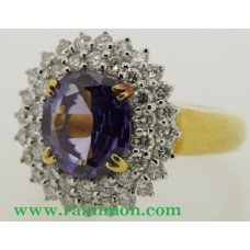 แหวนทองแท้ เพชรแท้