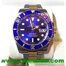 นาฬิกาRolex Submariner 2 กษัตริย์ หน้าน้ำเงิน